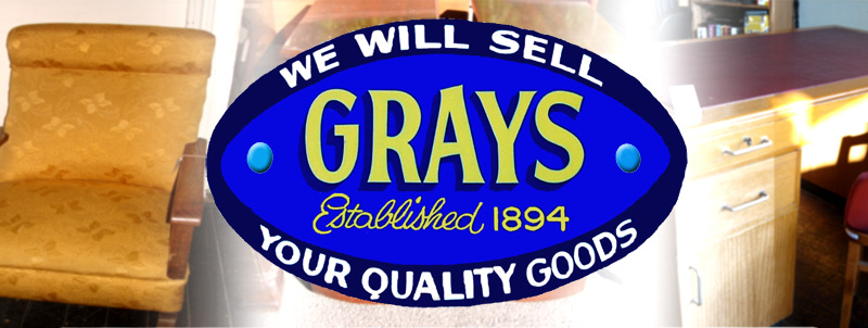 grays second hand